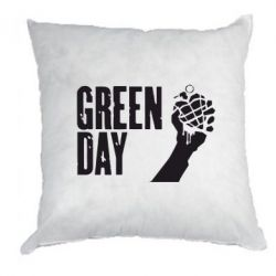 Подушка Green Day American Idiot