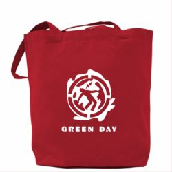 ����� Green Day Logo - FatLine
