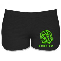 ������� ����� Green Day Logo - FatLine