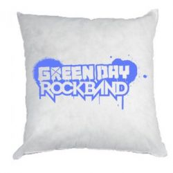 Подушка Green Day Rockband - FatLine