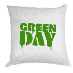 Подушка Green Day - FatLine