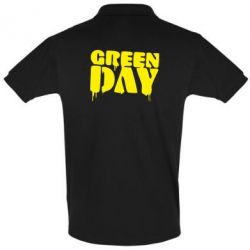 Футболка Поло Green Day - FatLine