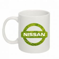 Кружка 320ml Green Line Nissan - FatLine