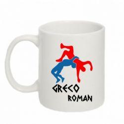 Кружка 320ml Греко-римская борьба - FatLine