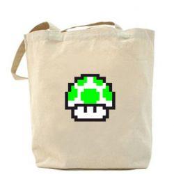 Сумка Гриб Марио в пикселях - FatLine