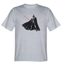Мужская футболка Грозный Дарт Вейдер - FatLine