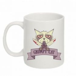 Кружка 320ml Grumpy Cat - FatLine