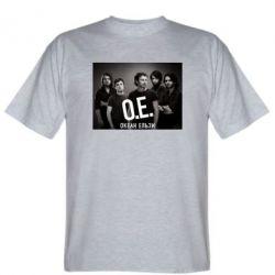Мужская футболка Группа Океан Ельзы - FatLine