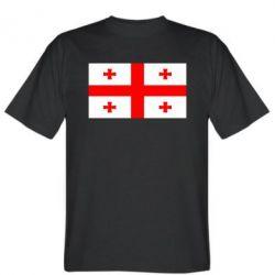 Мужская футболка Грузия - FatLine