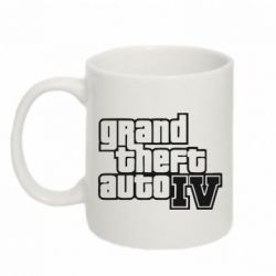 Кружка 320ml GTA IV