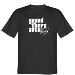 Мужская футболка GTA V Maine Logo - FatLine