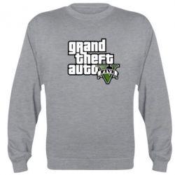 Реглан GTA V Maine Logo