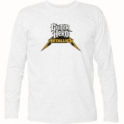 Футболка с длинным рукавом Guitar Hero Metallica