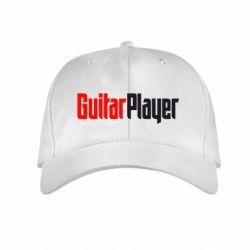 Детская кепка Guitar Player - FatLine