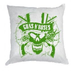 Подушка Guns n' Roses Logo - FatLine