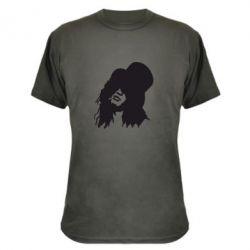 Камуфляжная футболка Guns n' Roses Slash - FatLine