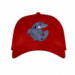 Детская кепка Gym Shark - FatLine