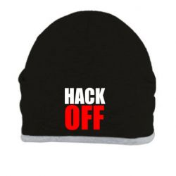 Шапка HACK OFF - FatLine