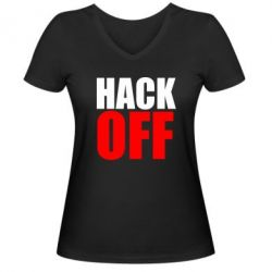 ������� �������� � V-�������� ������� HACK OFF - FatLine