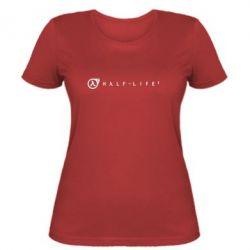Женская футболка Half-Life 2 - FatLine