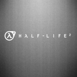 Наклейка Half-Life 2 - FatLine