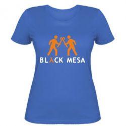 Женская Half Life Black Mesa - FatLine