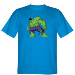 Мужская футболка Халк - FatLine