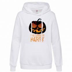 Женская толстовка Halloween Party - FatLine