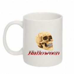 Кружка 320ml Halloween Skull - FatLine