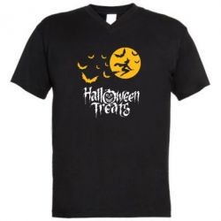 ������� ��������  � V-�������� ������� Halloween Treats - FatLine