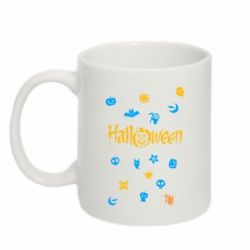 Кружка 320ml Halloween - FatLine