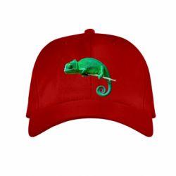 Детская кепка Хамелеон