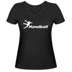 ������� �������� � V-�������� ������� Handball 2 - FatLine
