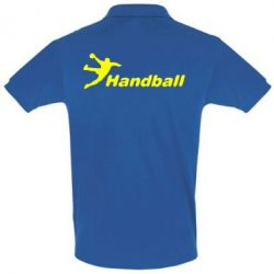 Футболка Поло Handball 2 - FatLine