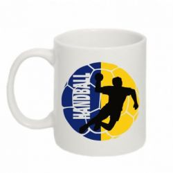 Кружка 320ml Handball Logo - FatLine