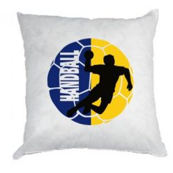 Подушка Handball Logo - FatLine