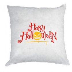 Подушка Happy halloween - FatLine