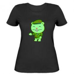 Женская футболка happy tree friends flippy - FatLine