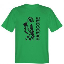 Мужская футболка Harcore - FatLine