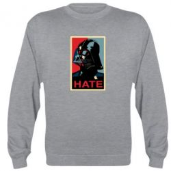 Реглан Hate Darth Vader - FatLine