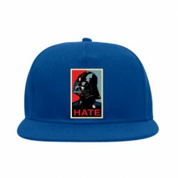 Снепбек Hate Darth Vader - FatLine