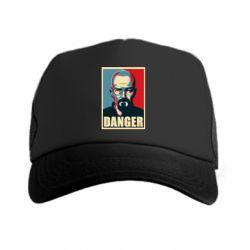 Кепка-тракер Heisenberg Danger - FatLine