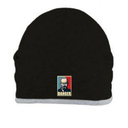 Шапка Heisenberg Danger - FatLine
