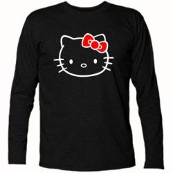 �������� � ������� ������� Hello Kitty logo - FatLine