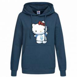 Женская толстовка Hello Kitty UA - FatLine