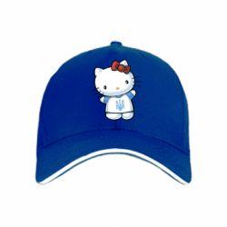 Кепка Hello Kitty UA - FatLine