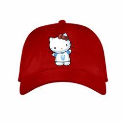 Детская кепка Hello Kitty UA - FatLine