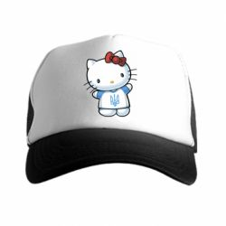 Кепка-тракер Hello Kitty UA - FatLine