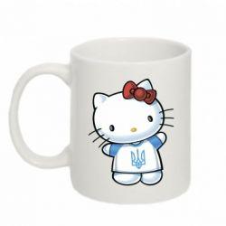 Кружка 320ml Hello Kitty UA - FatLine