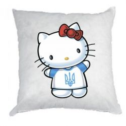Подушка Hello Kitty UA - FatLine
